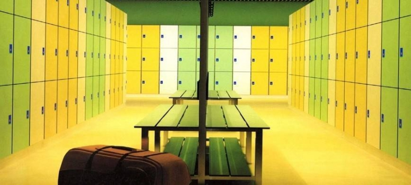 Мебель из HPL-пластика