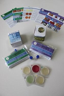 Petritest - это российский аналог таких тест-систем, как Дисплайд, Petrifilm