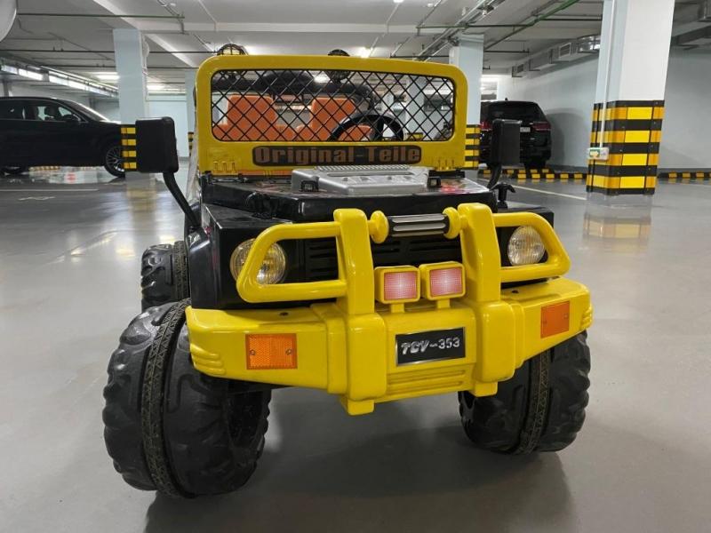 Продам детский супер электромобиль-джип